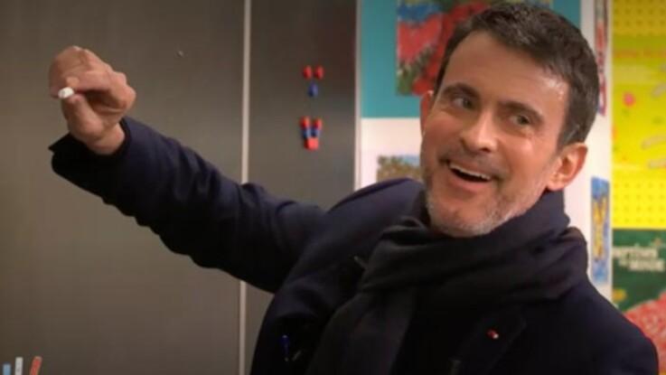 Vidéo - Manuel Valls évoque sa rencontre avec sa femme, Anne Gravoin