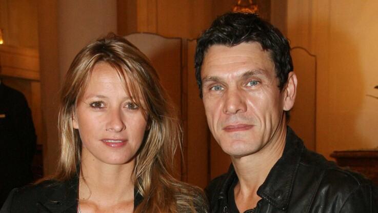 """Marc Lavoine parle pour la première fois de son divorce avec Sarah Poniatowski : """"ça a mis du temps à se terminer"""""""
