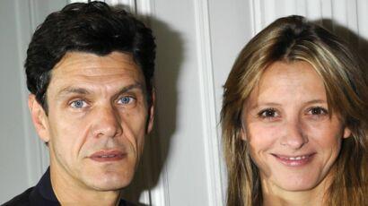 Marc Lavoine Tous Les Secrets Sur Son Mariage Intime Avec Line Papin Romanciere De 33 Ans Sa Cadette Femme Actuelle Le Mag