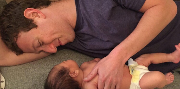 La photo craquante de Marc Zuckerberg avec sa fille Max