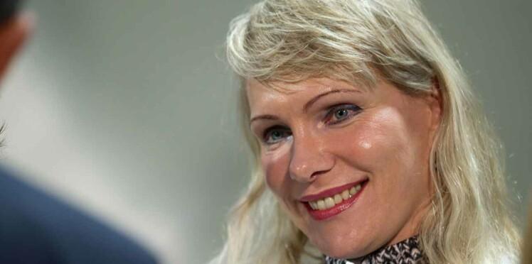 Margarita Louis-Dreyfus attend des jumelles à 53 ans