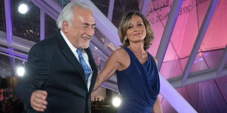 Mariage discret de DSK à Marrakech : qui est son épouse, Myriam L'Aouffir ?
