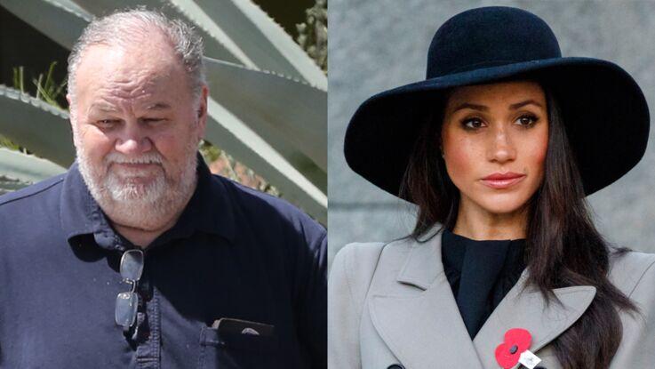 Mariage du prince Harry : le père de Meghan Markle annule sa venue suite à la publication de photos gênantes
