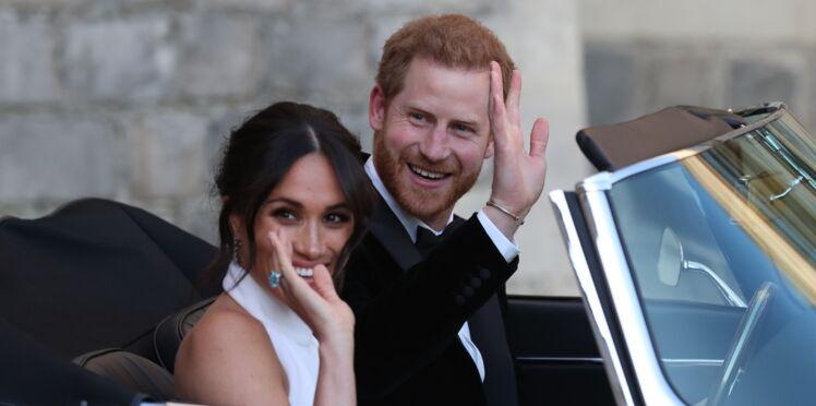 Photos - Mariage royal : Meghan Markle ose une robe sexy pour la réception