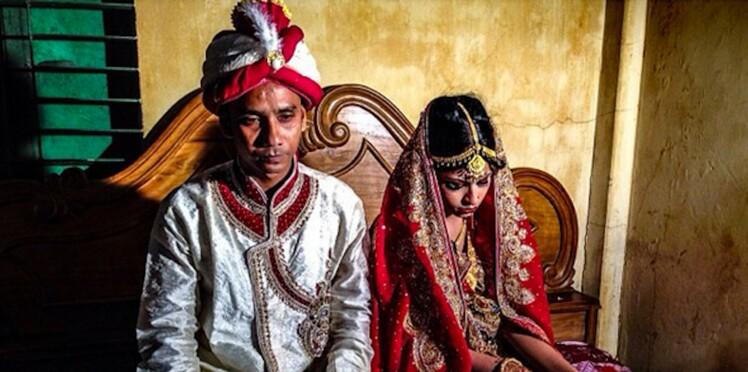 Mariage précoce : une photographe rencontre la mariée la plus triste du monde