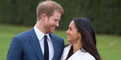 23a6dda0a3cdb Mariage du prince Harry et de Meghan Markle   5 traditions que le couple  devrait respecter