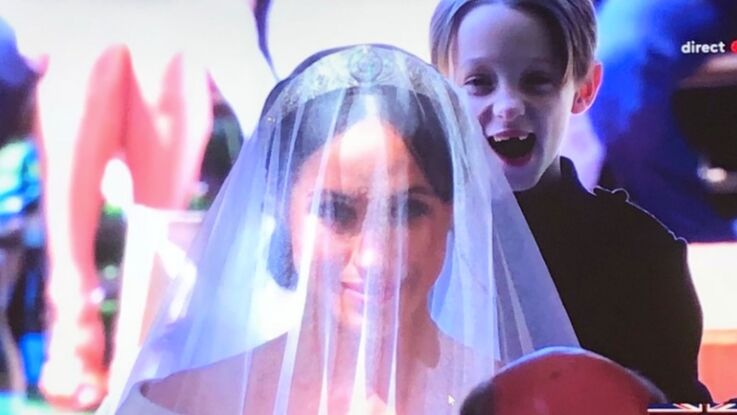 Mariage royal : Qui est cet enfant surexcité qui fait mourir de rire les internautes ?