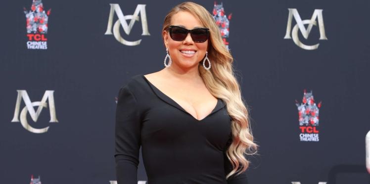 """Mariah Carey chante """"Que je t'aime"""" pour rendre hommage à Johnny Hallyday"""