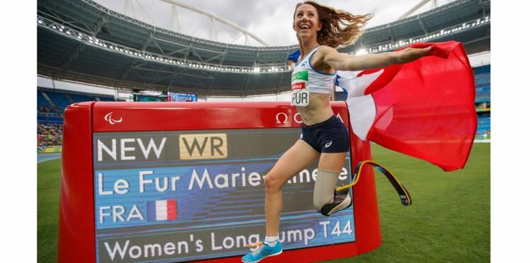 Marie-Amélie Le Fur, l'athlète française couverte d'or aux Jeux Paralympiques