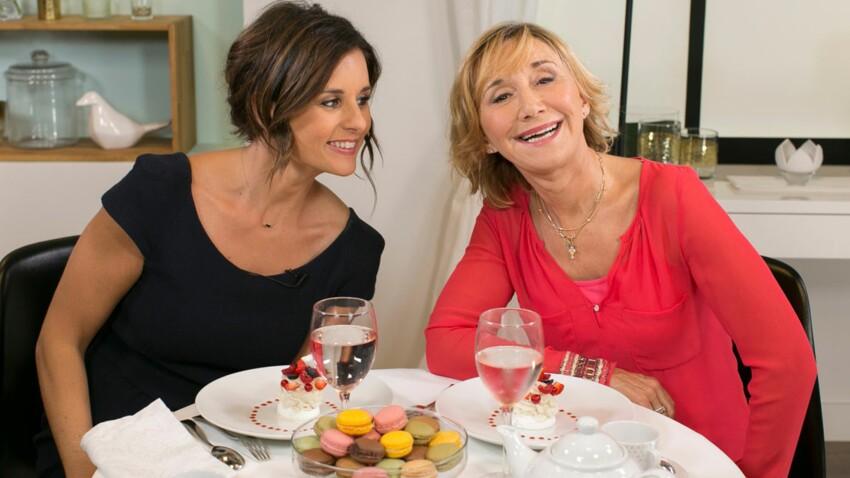 Faustine Bollaert reçoit Marie-Anne Chazel: projets, souvenirs, vie perso, l'actrice se confie