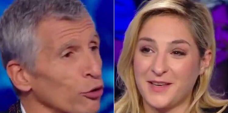Video - Marilou Berry : son comportement sur une émission choque Nagui et les internautes