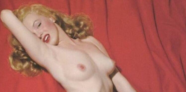 Photos : Marilyn Monroe, ses clichés nus refont surface