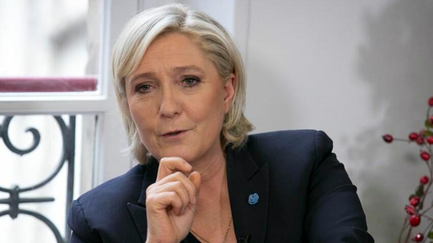 Marion Maréchal-Le Pen au gouvernement ? Non, répond Marine Le Pen à Femme actuelle
