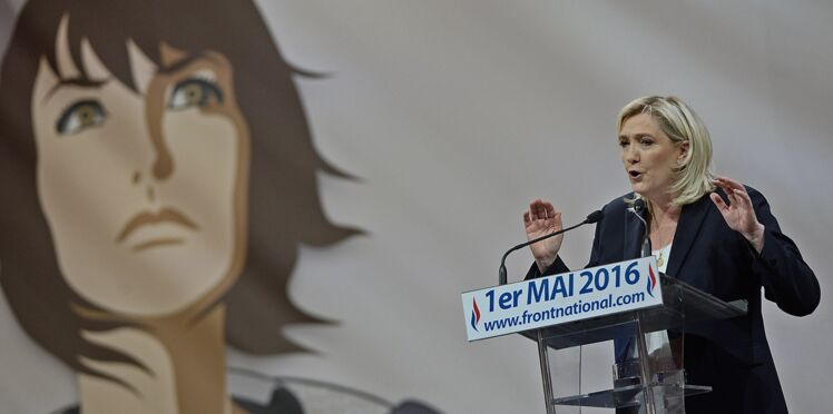 Un site démystifie le discours de Marine Le Pen sur les droits des femmes