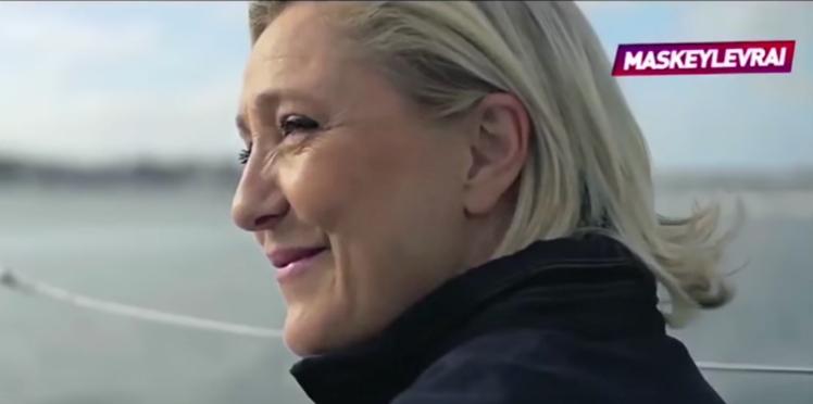 Marine Le Pen, vedette d'un clip vidéo de rap