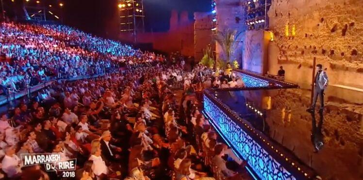 Marrakech du rire : le public a-t-il été dédoublé par M6 ?