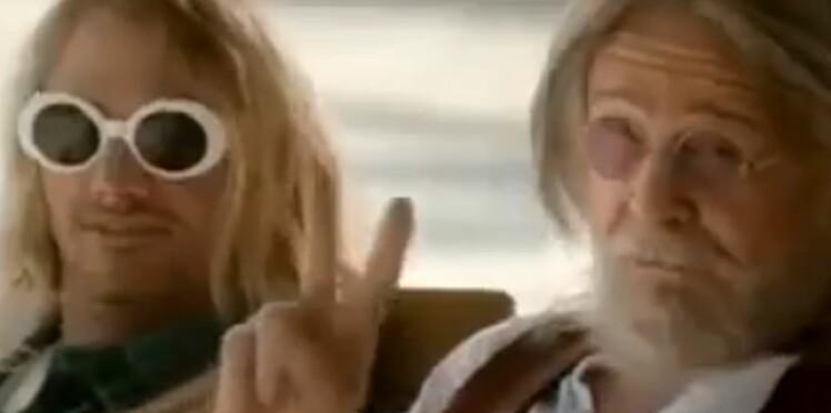 Bière Bavaria : Marylin Monroe et Kurt Cobain ne sont pas morts