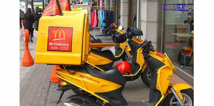 McDonald's : la livraison à domicile débarque en France