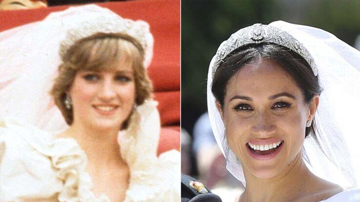 Comment Meghan et Harry ont rendu hommage à Diana pendant leur mariage