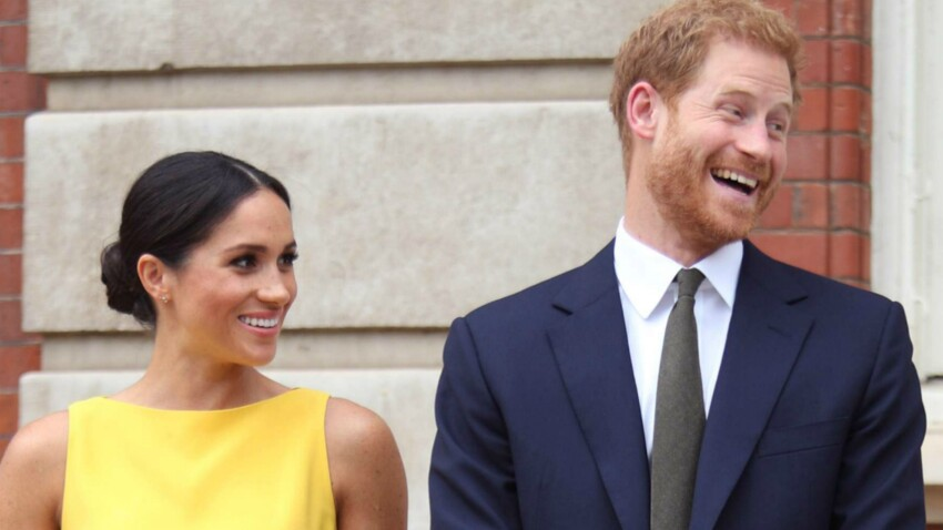 Photos - Comment Meghan et Harry soufflent un vent de modernité sur la famille royale