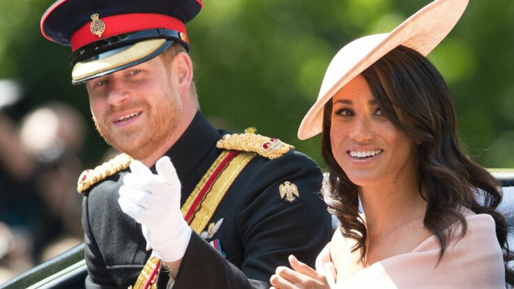 Meghan Markle : sa belle déclaration d'amour au prince Harry