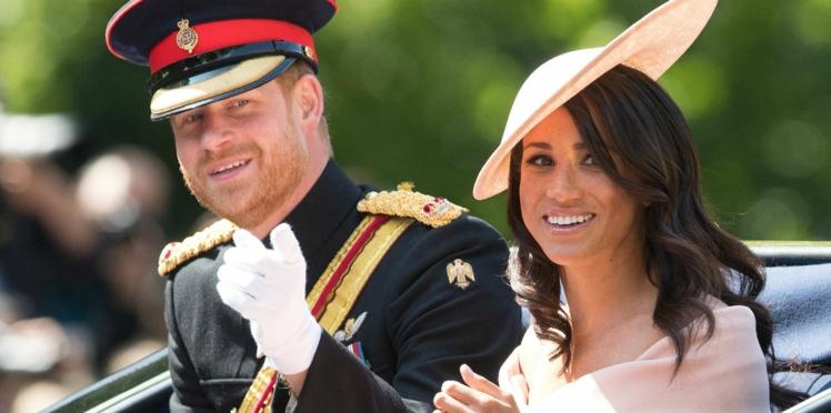 Meghan Markle : sa belle déclaration d'amour au prince Harry