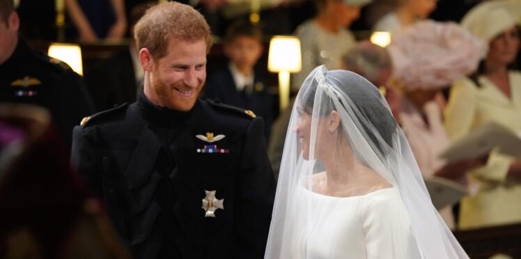 Photos - Meghan Markle et le Prince Harry se sont dit oui !