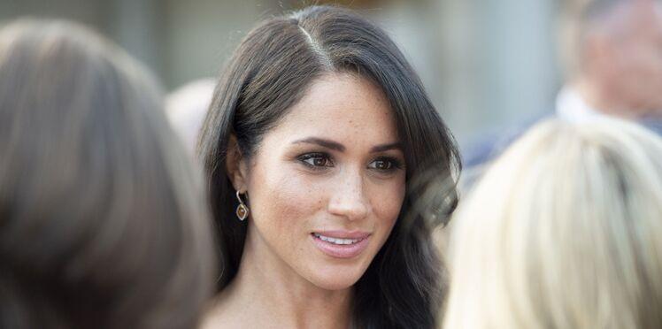"""Meghan Markle """"frustrée"""" par sa nouvelle vie de Duchesse ?"""