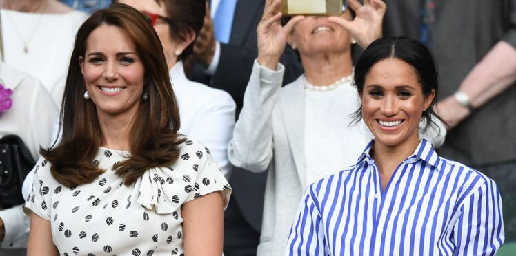 Meghan Markle et Kate Middleton, amies ou ennemies ? Un photographe royal répond