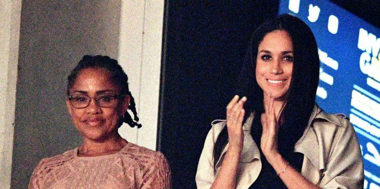 Photos - Meghan Markle et sa mère, supportrices enthousiastes du prince Harry