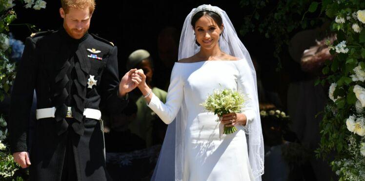"""Meghan Markle n'a """"pas parlé à son père"""" le jour de son mariage"""