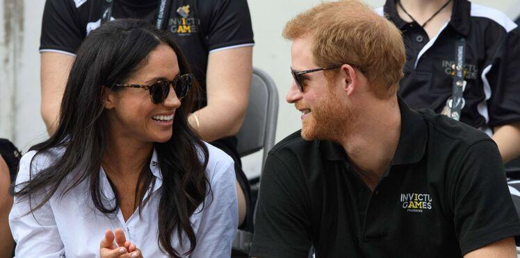 Meghan Markle et le prince Harry, en route vers le mariage