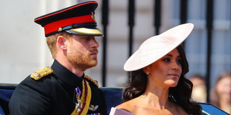 Photos - Meghan Markle et le Prince Harry radieux après leur lune de miel