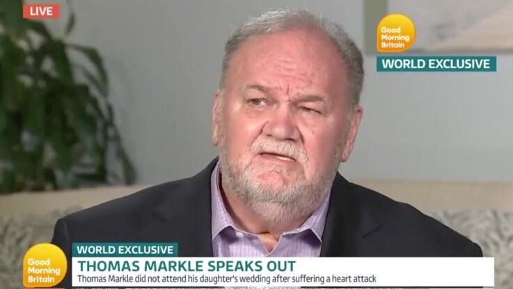 Meghan Markle : ce que son père a fait promettre au prince Harry avant leur mariage
