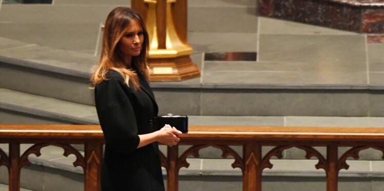 Surprenante complicité entre Melania Trump et Barack Obama