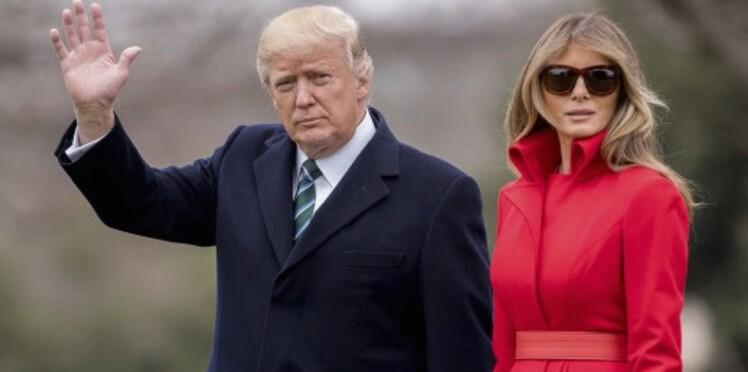 Ça chauffe dans le couple Trump : Melania ose contredire publiquement l'avocat de son mari