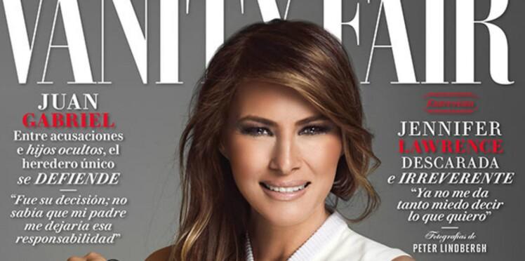 Melania Trump : cette photo en une de Vanity Fair fait polémique