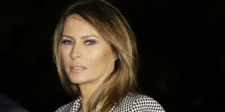 Melania Trump, malheureuse à la Maison Blanche ? Elle réagit