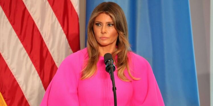 Melania Trump : les services secrets américains lui ont trouvé un surnom