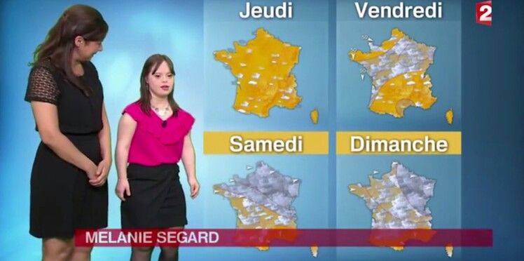 Après la météo, Mélanie Ségard rêve de faire The Voice
