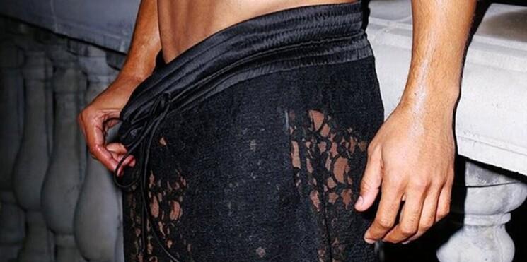 """La """"Mengerie"""" : de la lingerie fine… pour hommes"""