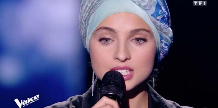 """Mennel (The Voice), deux mois après la polémique, elle témoigne : """"je n'oublie rien"""""""