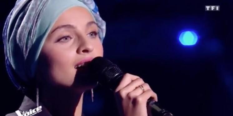 Vidéo - Mennel (The Voice) quitte l'émission après ses messages polémiques
