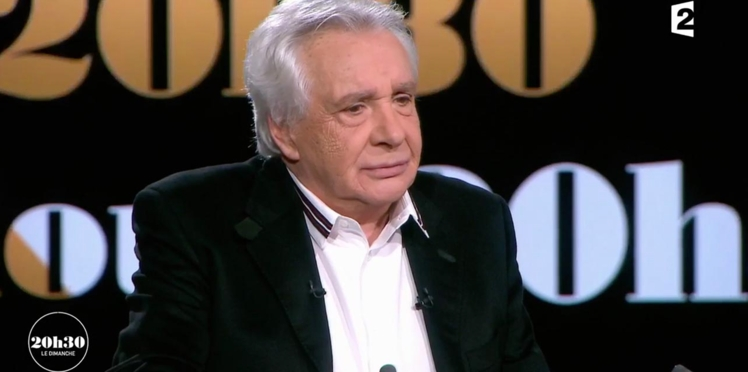 Le tendre message de Michel Sardou à Johnny Hallyday