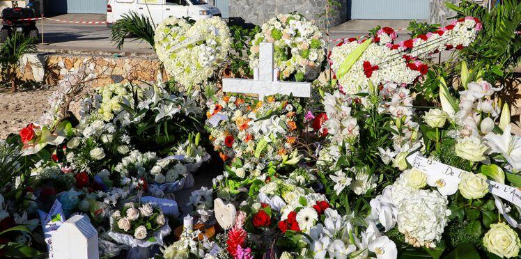 Un message sur la tombe de Johnny Hallyday relance la polémique sur son enterrement à Saint-Barthélemy