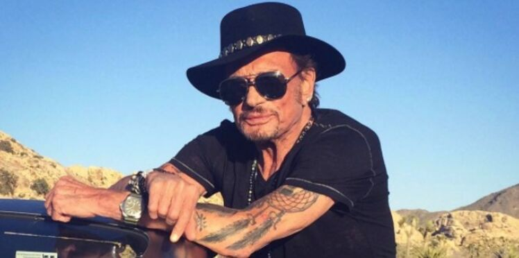 Johnny Hallyday sur scène malgré son cancer