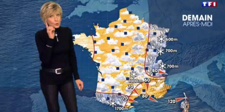 Pourquoi Caen va remplacer Cherbourg dans la météo d'Evelyne Dhéliat ?