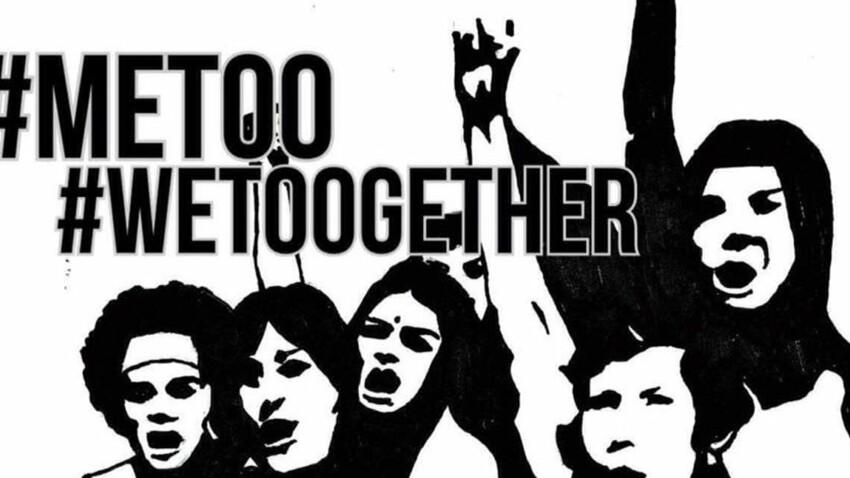 """""""#Metoo dans la vraie vie"""": des rassemblements pour soutenir les victimes d'agressions sexuelles"""