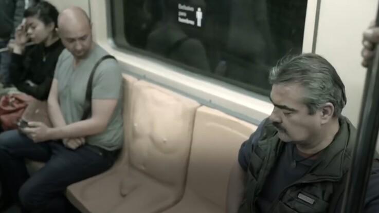 Mexico : une campagne choc contre le harcèlement sexuel dans les transports