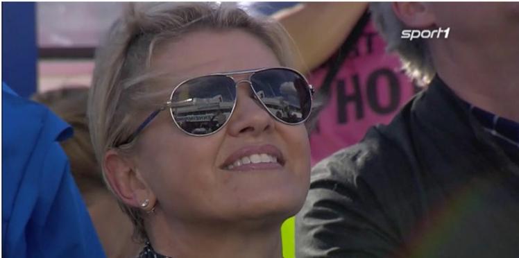 La femme de Michael Schumacher sort du silence